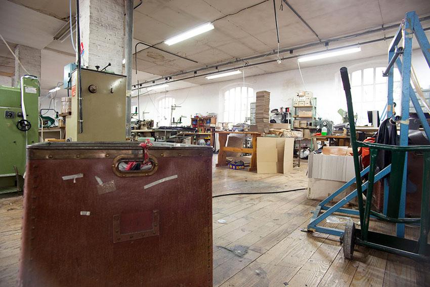 Atelier 1- Le Cabas Français fabriqués en France - Mazamet